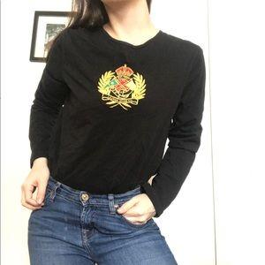 Ralph Lauren long sleeved t shirt
